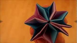 Origami Magic Circle - Not A Tutorial