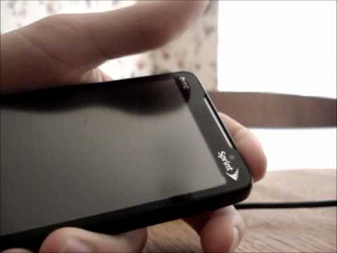 How to fully root your htc EVO 4G Nand unlock in 10 minutes *unrEVOked*