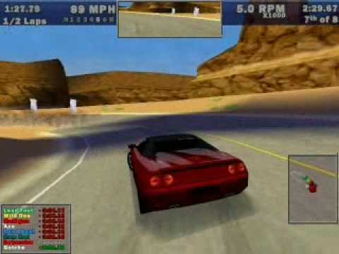 Need for Speed III: Hot Pursuit (PC Gameplay)