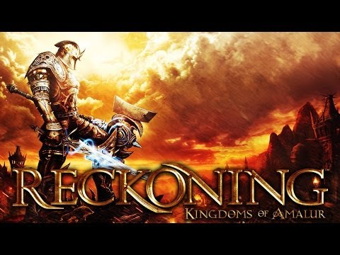 KINGDOMS OF AMALUR [WQHD] #001 - Der Tod steht ihr gut ★ Let's Play Kingdoms of Amalur