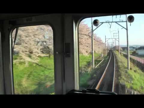 岐阜の車窓から Vol.04 養老鉄道 室駅~広神戸駅