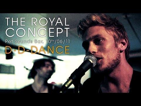 The Royal Concept - D-D-Dance (live at Pet Sounds Bar)