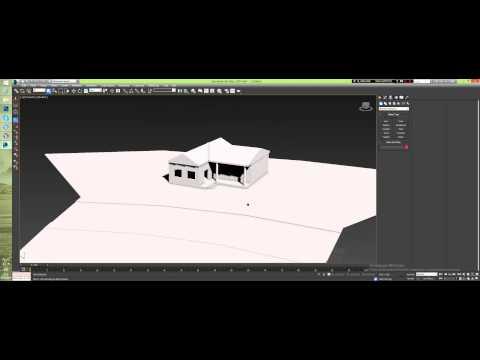 Создание уровня в Unreal Engine 4 - Экспорт геометрии в программу