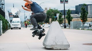 X Games Athletes on Boosted Boards