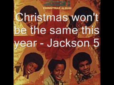 Jackson 5 - Christmas Won