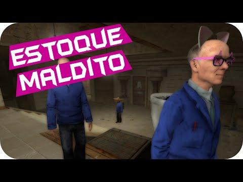 Garry's Mod: Hide And Seek - Estoque Maldito