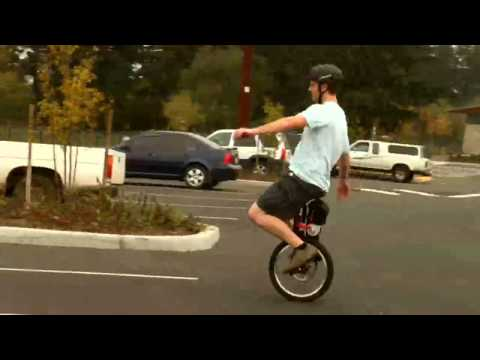 Learning to Ride the SBU - Self Balancing Unicycle