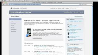 iPhone / iPad App Basics Tutorial