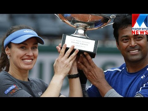 Martina Hingis and Leander Paes seal career grand slams at French Open | Manorama News