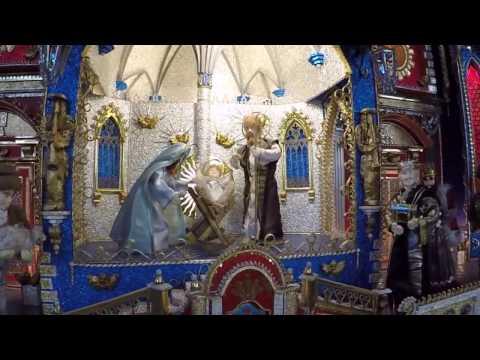 Szopka Krakowska W Kościele Pw. Ducha Świętego W Zielonej Górze