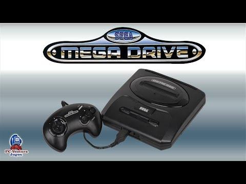 Como Configura Emulador de Mega Driver - Gens V 2.14 Souvenir e Bios De Sega CD (BR)