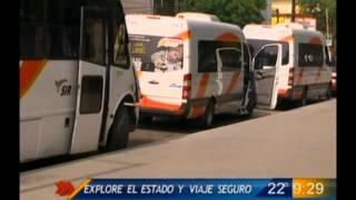 Las Noticias - Ofrecen servicio de transporte para visitar parajes de Nuevo León