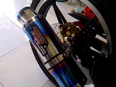 Gambar Satria Fu Drag Bike Modifikasi Motor Drag Oto Trendz Motor