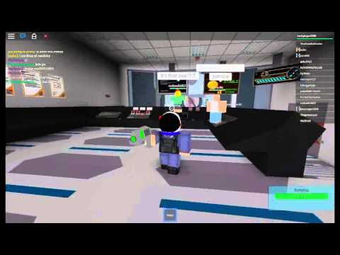 ROBLOX - Innovation Research Labs-The Core Freezes?!