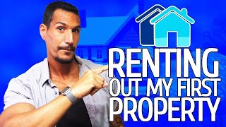 RENTING OUT A HOUSE 🏘️- My First Property (The Most Important Advice)