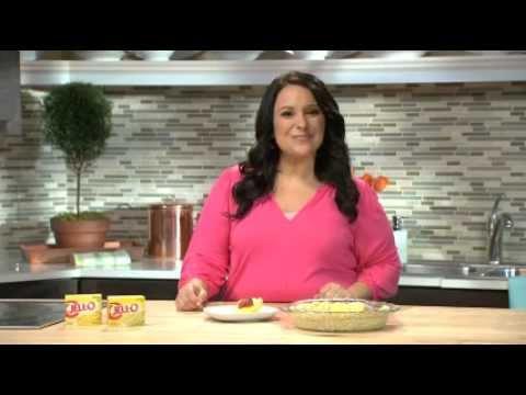 Jell-O Marshmallow Crispy Lemon Pie - YouTube