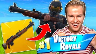 KEIHARD GAAN MET DE HUNTING RIFLE!! 🔥🔥 - Fortnite Battle Royale (Nederlands)