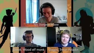 Double Dragon Trouble DnD Live Stream - Episode 18: Between a Rock and a Hard Cheese