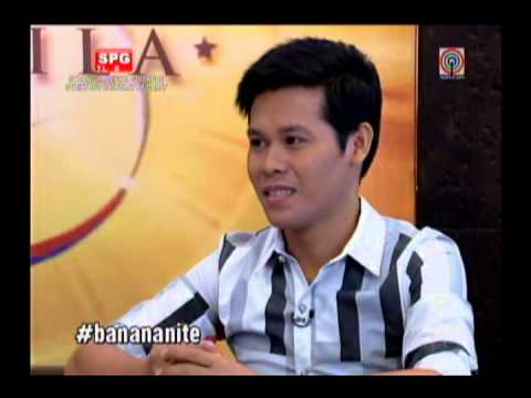Marcelino Pomoy grilled on 'Ihaw Na!'