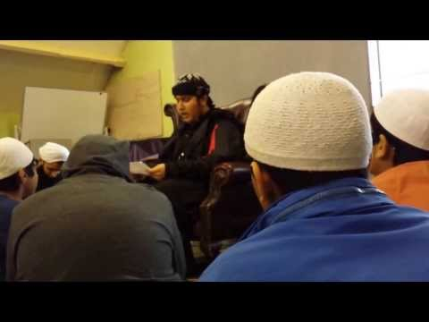 Hassan Naeem Nazam - Mera Dil Badal Day - Khatm E Quran At Eternal Light School, Bradford (15 12 13) video