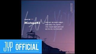 "Stray Kids 〈I am YOU〉 Inst. Lyric Card 8 ""Mixtape#3"""