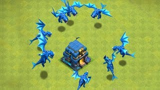 "HOW TO 3 STAR WITH ELECTRIC DRAGONS!! ""Clash Of Clans"" ANY TOWN HALL LVL!!!"