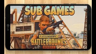 PUBG Mobile Sub games | Paytm Donations Visible on Stream!