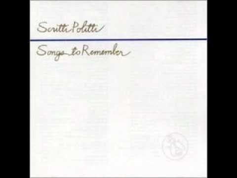 Scritti Politti - Jacques Derrida