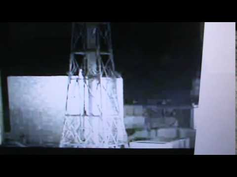 FUKUSHIMA: REACTOR CAMERA'S 1 FIRE, AND 4, CALM BUT DEADLY