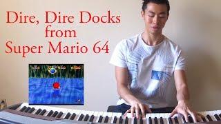Super Mario 64 - Dire Dire Docks