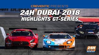 Highlights Hankook 24H DUBAI 2018 GT Series