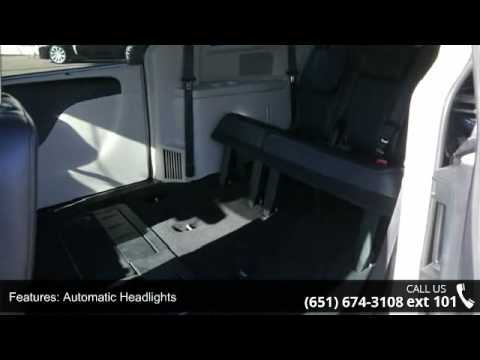 2011 Chrysler Town Country Touring L Fury Motors So