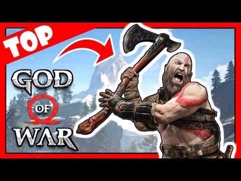 TOP 5 MEJORES ARMAS DE GOD OF WAR