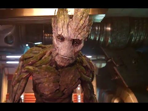 Guardians of the galaxy featurette rocket raccoon groot 2014 vin diesel bradley cooper hd - Ventilatie grot een vin ...