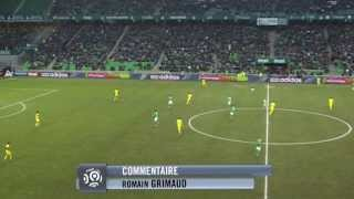 AS Saint-Etienne 2-0 Nantes | Highlights & Goals |HD|