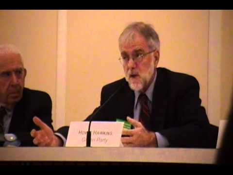 Howie Hawkins Green Party candidate for Governor of NY -Property Taxes- bootleg series volume 10