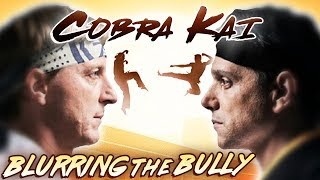 Blurring the Bully: A Cobra Kai Analysis