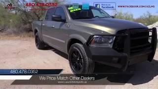 2013 Ram 1500 Laramie 4WD Truck - Luxury Motorsports (15253)