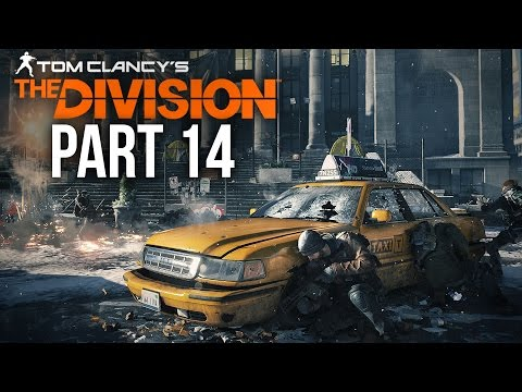 The Division Gameplay Walkthrough Part 14 - ROOFTOP COMM RELAY (Full Game)