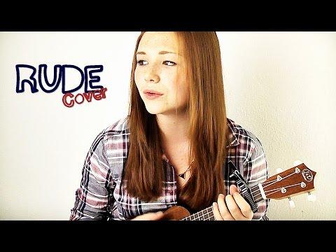 Rude- Magic! (Kim Leitinger Ukulele Cover)