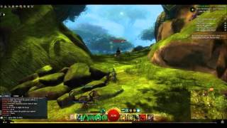GW2 Golem Hero Challenge - HOT Auric Basin Hero Points