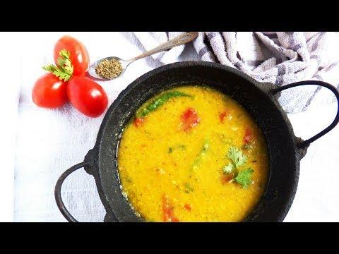 স্পেশাল মসুর ডাল ভুনা । Red lentil soup recipe । Special Masoor dal vuna recipe by Tuntunirannaghor
