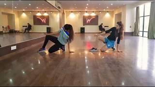 Coca Cola Practice Sessions With Janki Bodiwala Neha Kakkar Bollywooddance Luka Chuppi