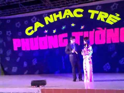 Đường Tình Đôi Ngả Live - Quang Le & Luu NGoc Ha
