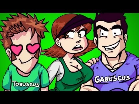 TOBUSCUS ANIMATED ADVENTURES #...  is listed (or ranked) 6 on the list The Best Tobuscus Videos on YouTube