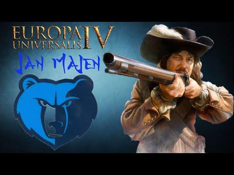 Europa Universalis IV Jan Mayen #15 Wojna z Rosją