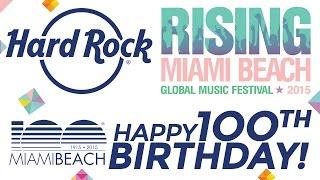 Hard Rock Rising Miami Beach Global Music Festival