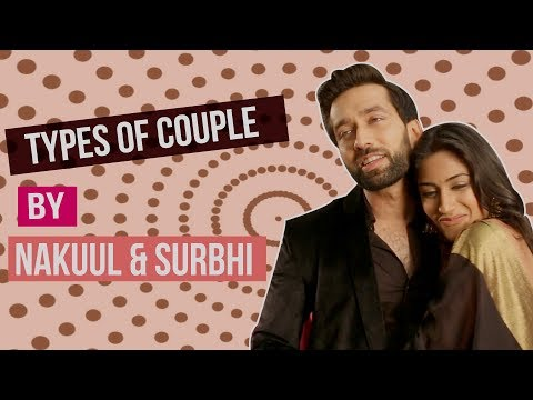 V-Day Special: 5 Types of Couples Featuring Nakuul Mehta and Surbhi Chandna