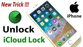 New Trick Remove And Unlock iCloud Activation Lock, Without Bypass iOS iPhone iPad
