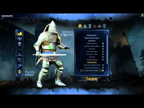 Chivalry Medieval Warfare Helmets Historical Evaluation - Agatha Knights